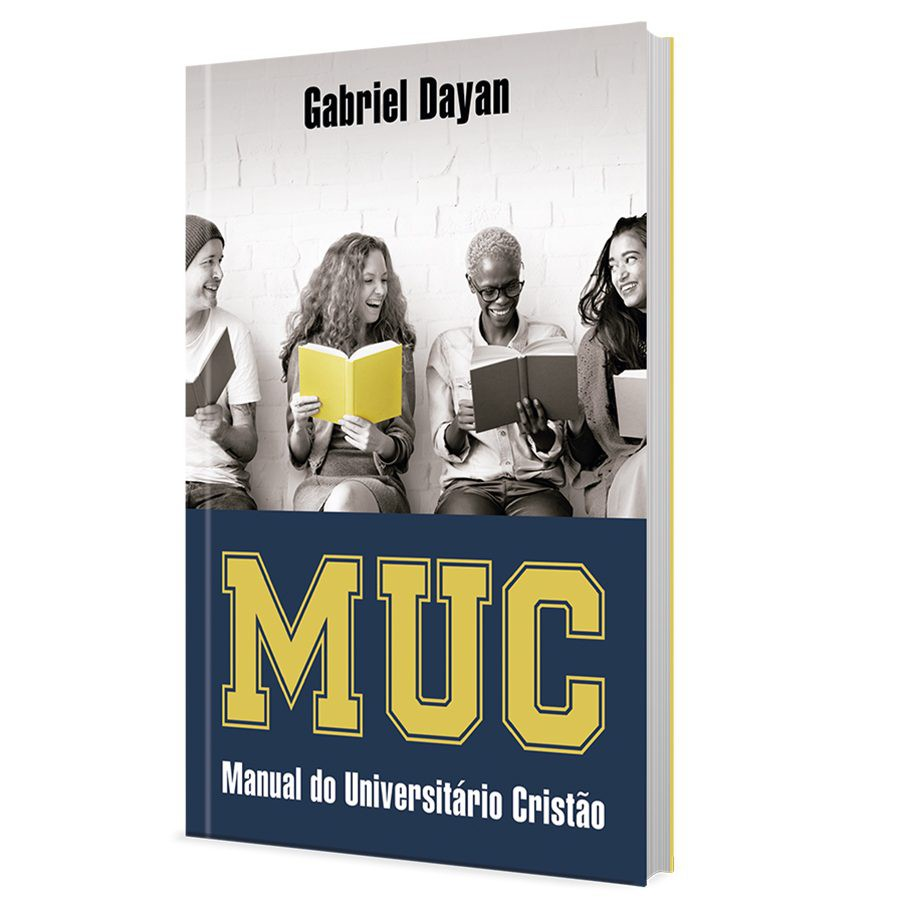 MANUAL DO UNIVERSITARIO CRISTAO - GABRIEL DAYAN