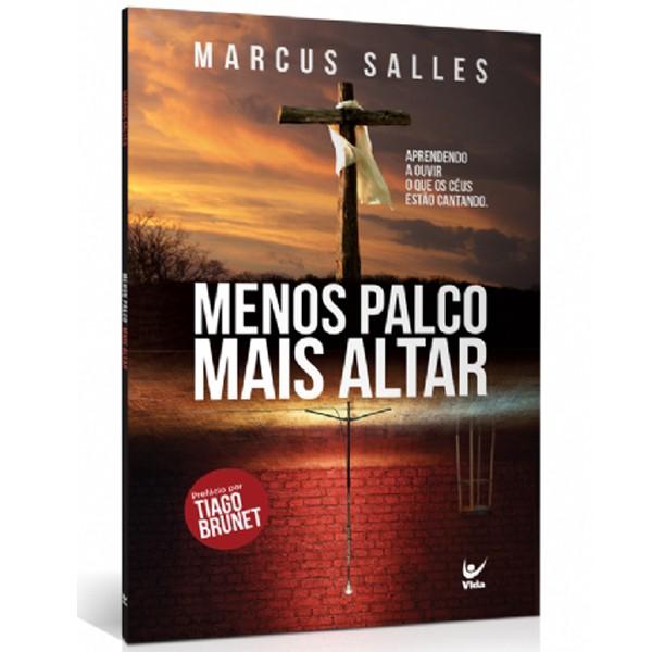MENOS PALCO MAIS ALTAR - MARCUS SALLES