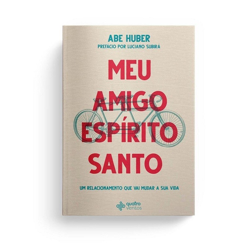 MEU AMIGO ESPIRITO SANTO - ABE HUBER