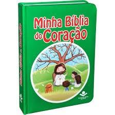 MINHA BIBLIA DO CORACAO - CAPA DURA ALMOF - SBB
