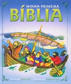 MINHA PRIMEIRA BIBLIA 2 ED - MUNDO CRISTAO