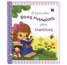 O LIVRO DAS BOAS MANEIRAS PARA MENINAS - TODOLIVRO