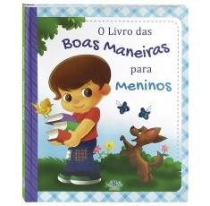 O LIVRO DAS BOAS MANEIRAS PARA MENINOS - TODOLIVRO