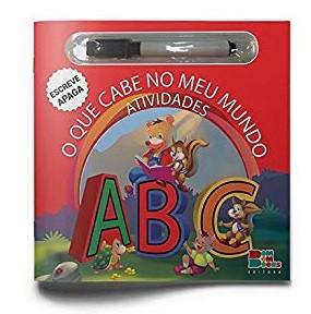 O QUE CABE NO MEU MUNDO ATIVIDADES ABC