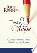O TESTE DO AMOR - RICK RENNER
