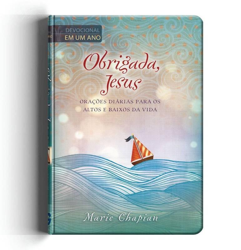 OBRIGADA JESUS ORACOES DIARIAS CP DURA - DEVOCIONAL