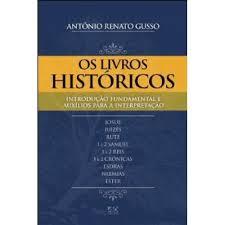 OS LIVROS HISTORICOS - ANTONIO RENATO GUSSO