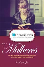 PALAVRA DIARIA PARA MULHERES - ANN SPANGLER