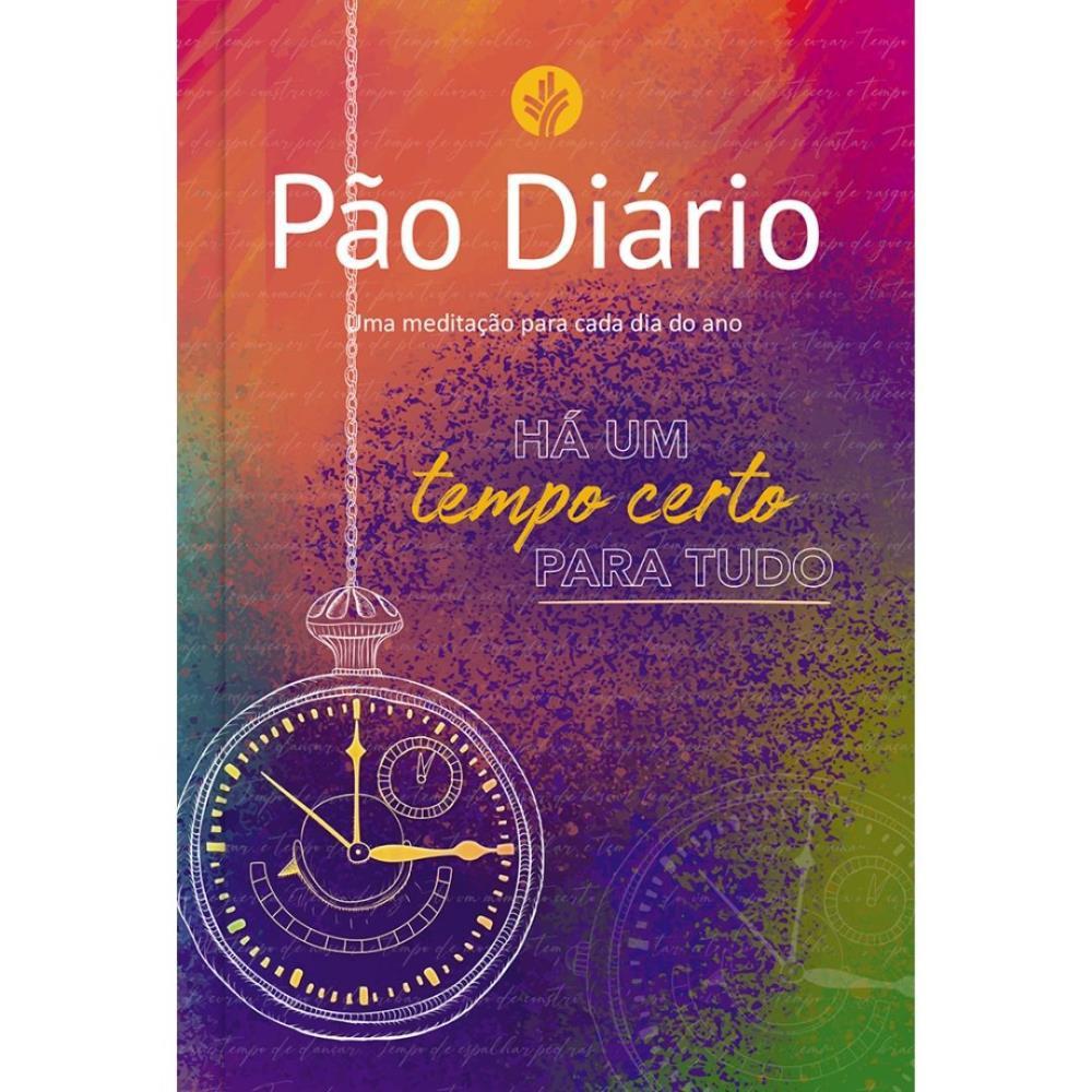 PAO DIARIO VOL 24 - TEMPO CERTO