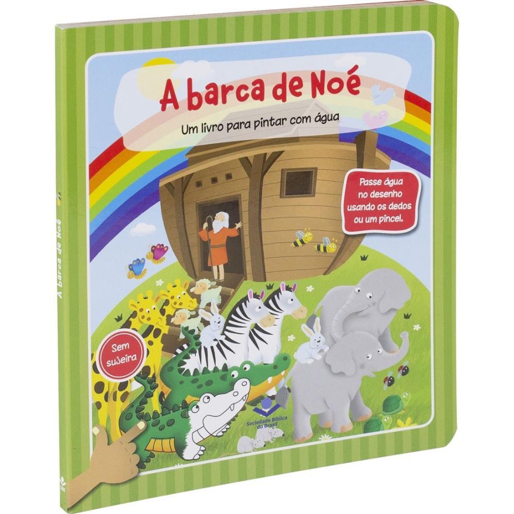 PINTAR COM AGUA CP DURA ESPIRAL TNL563PBN - A BARCA DE NOE