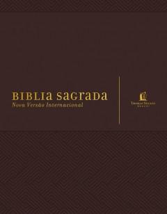 SUA NVI BIBLIA CP LUXO - MARROM