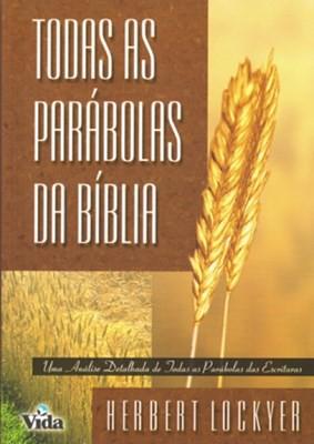 TODAS AS PARABOLAS DA BIBLIA BROCHURA - HERBET LOCKYER