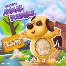 TOQUE E SINTA ANIMAIS FOFINHOS - CACHORRO