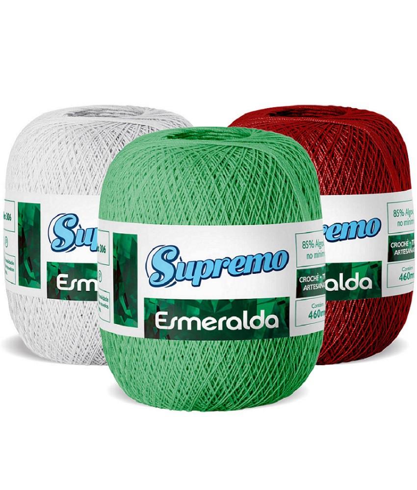 LINHA SUPREMO ESMERALDA 8/4 - 150G