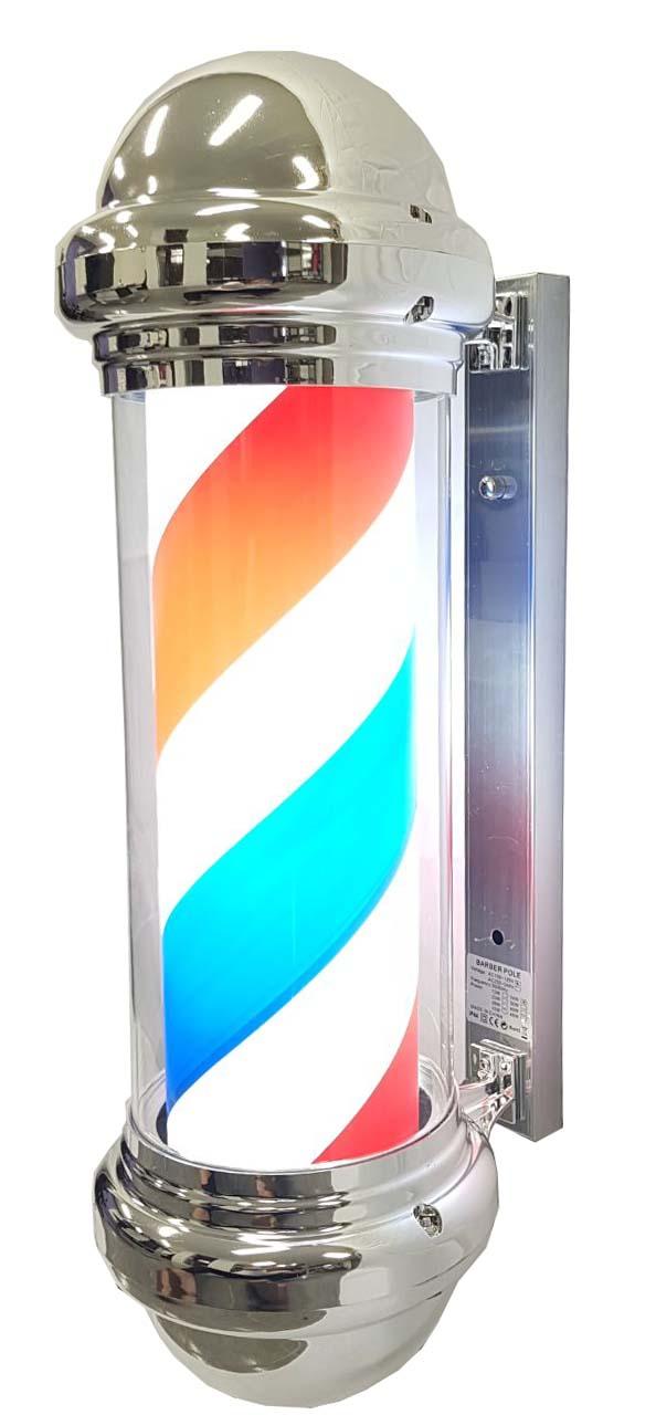 Barber Pole 55 cm - Sem Globo