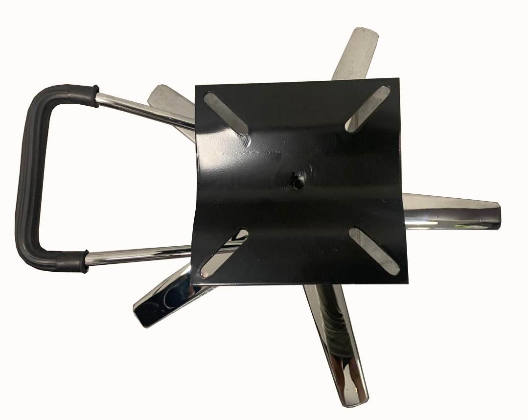 Base Estrela Hidráulica Grande (diâmetro: 58 cm - P)