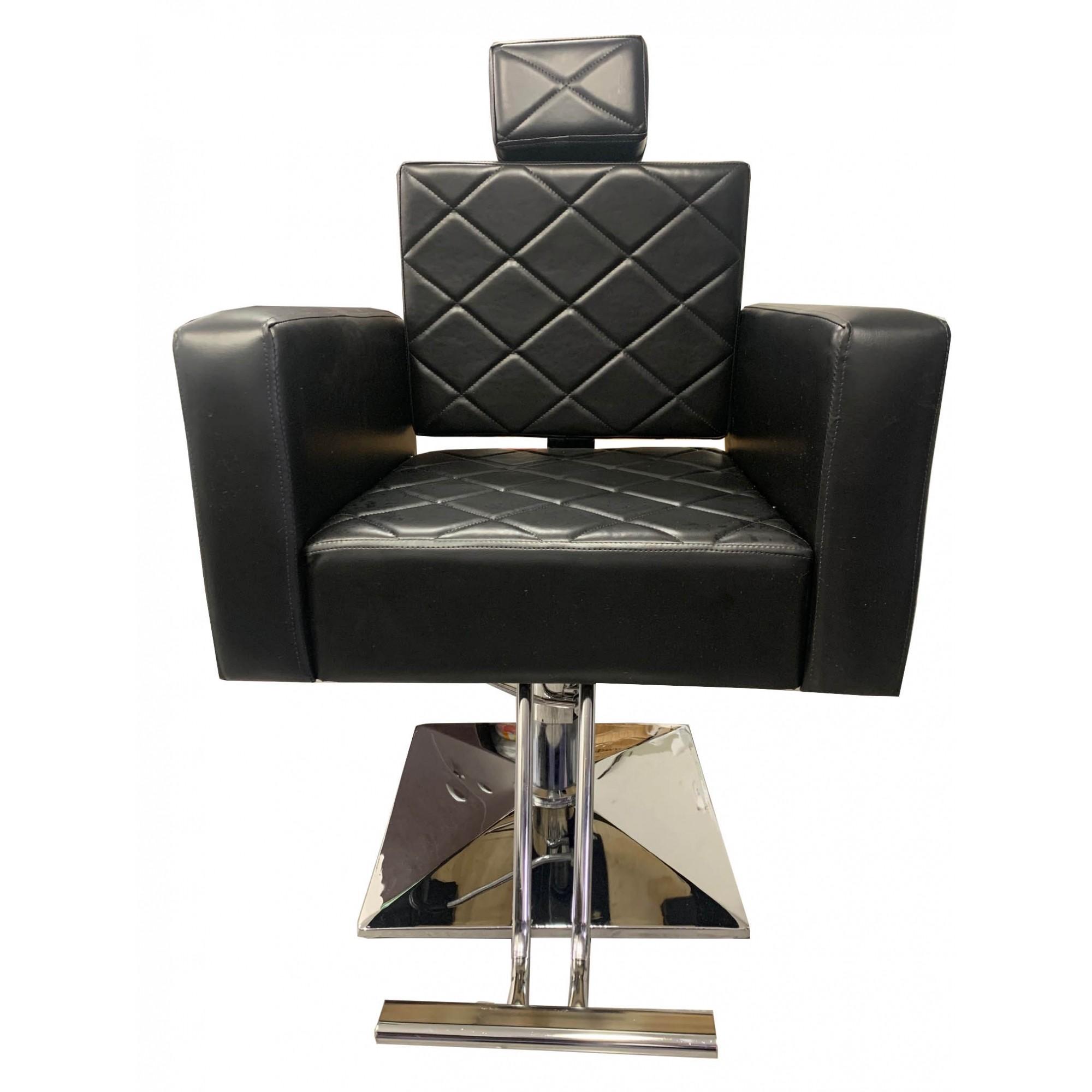 Cadeira Evidence - Base Quadrada