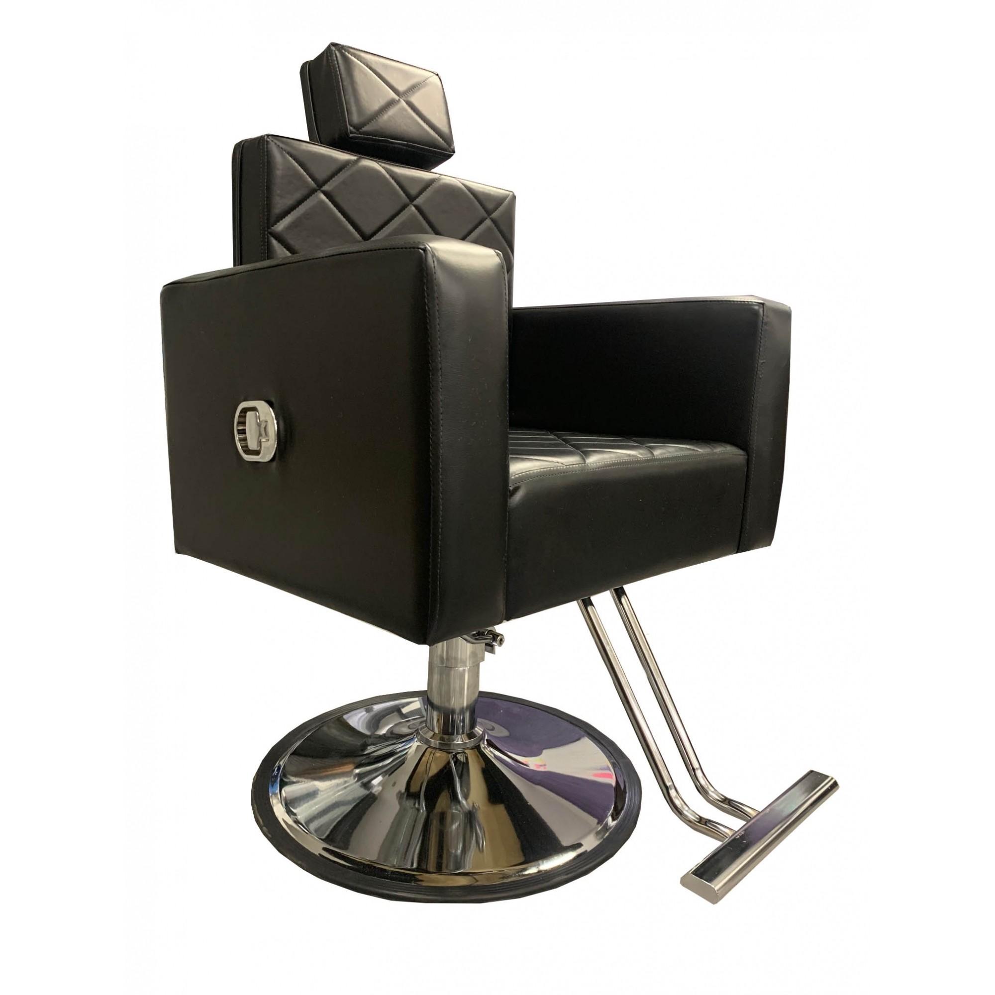 Cadeira Evidence - Base Redonda