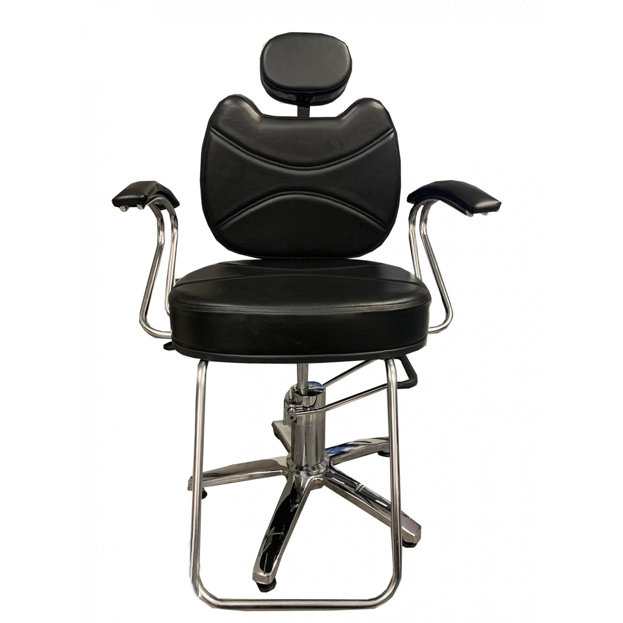 Cadeira Luana - Base Estrela - FIXA