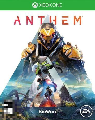 Anthem Xbox One Mídia Física Seminovo