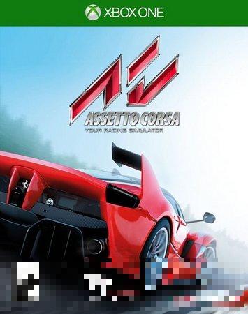 Assetto Corsa Your Racing Simulator Xbox One Mídia Física Completo Lacrado