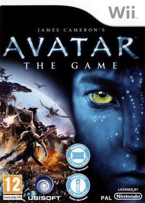 Avatar The Game James Cameron's Wii Mídia Física Completo Seminovo