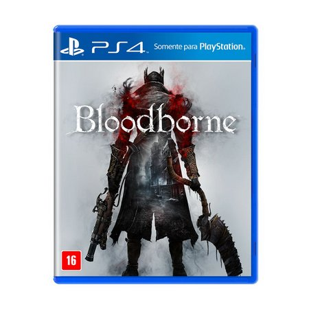 Bloodborne PS4 Mídia Física Seminovo
