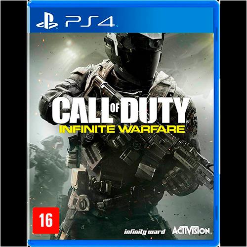 Call Of Duty Infinite Warfare PS4 Mídia Física Seminovo