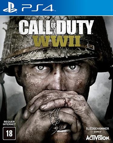Call Of Duty WWII PS4 Mídia Física Seminovo
