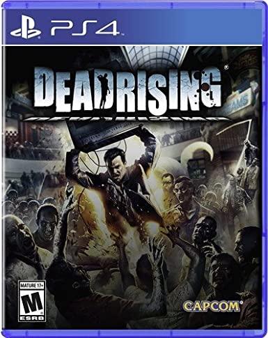 Deadrising PS4 Mídia Física Completo Lacrado