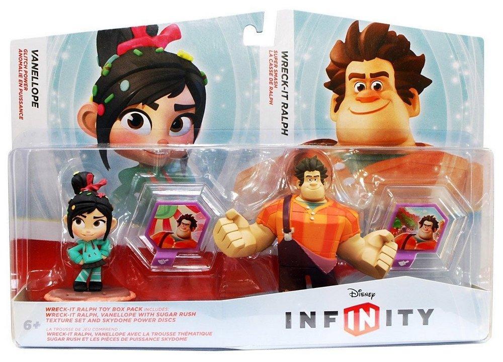 Disney Infinity Toy Box Pack Detona Ralph Novo Lacrado