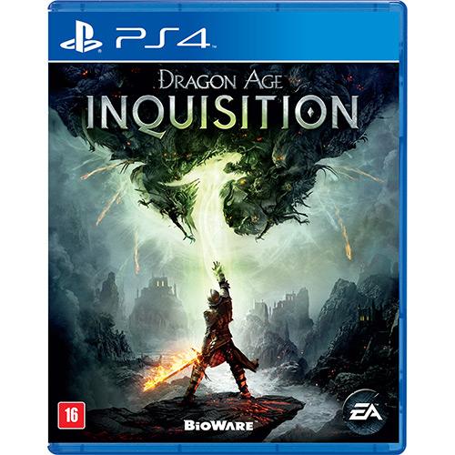 Dragon Age Inquisition PS4 Mídia Física Seminovo