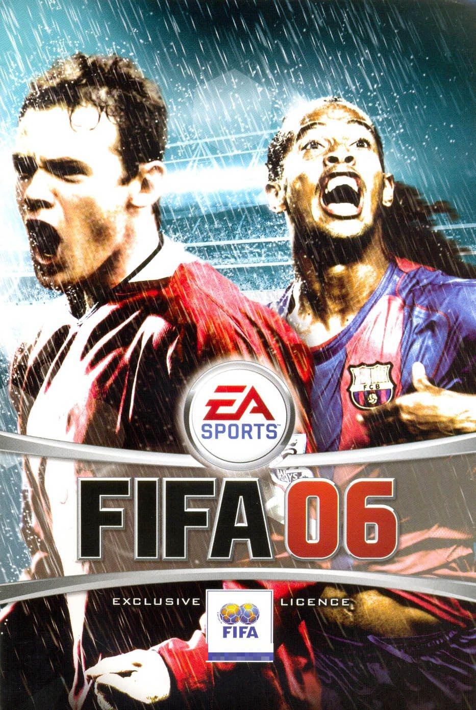 FIFA 06 Mídia Física Computador Completo Lacrado
