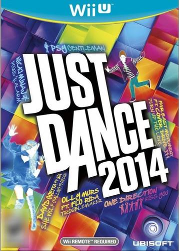 Just Dance 2014 WiiU Mídia Física Completo Seminovo