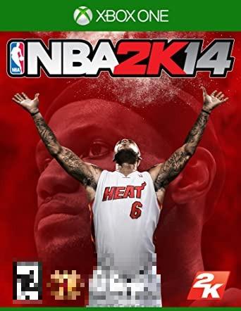 NBA 2K14 Xbox One Mídia Física Seminovo