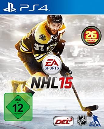 NHL 15 PS4 Mídia Física Completo Lacrado