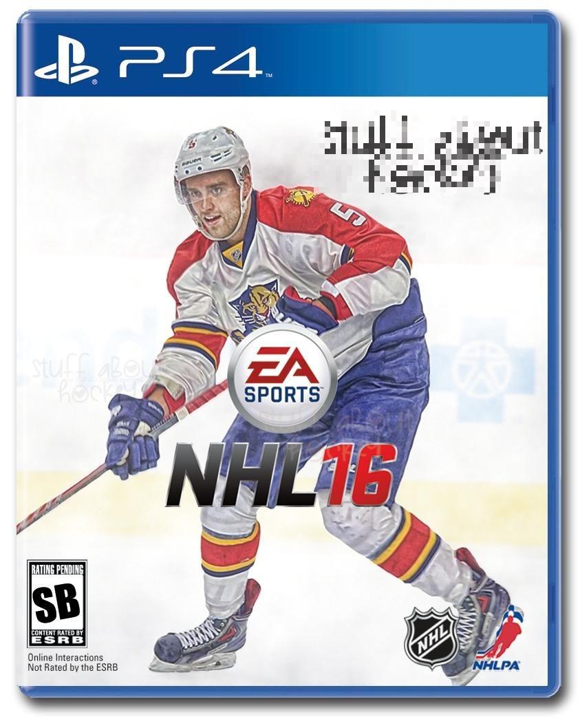 NHL 16 PS4 Mídia Física Completo Lacrado