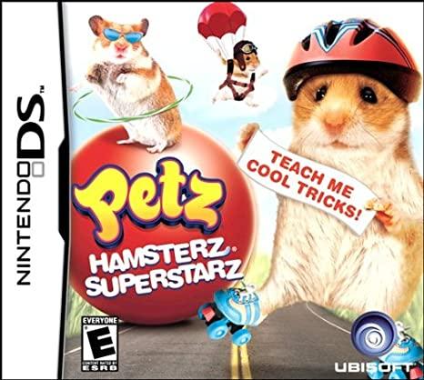 Petz Hamsterz Superstarz Nintendo DS Cartucho Seminovo