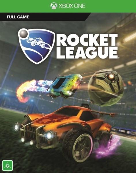 Rocket League Xbox One Mídia Física Seminovo