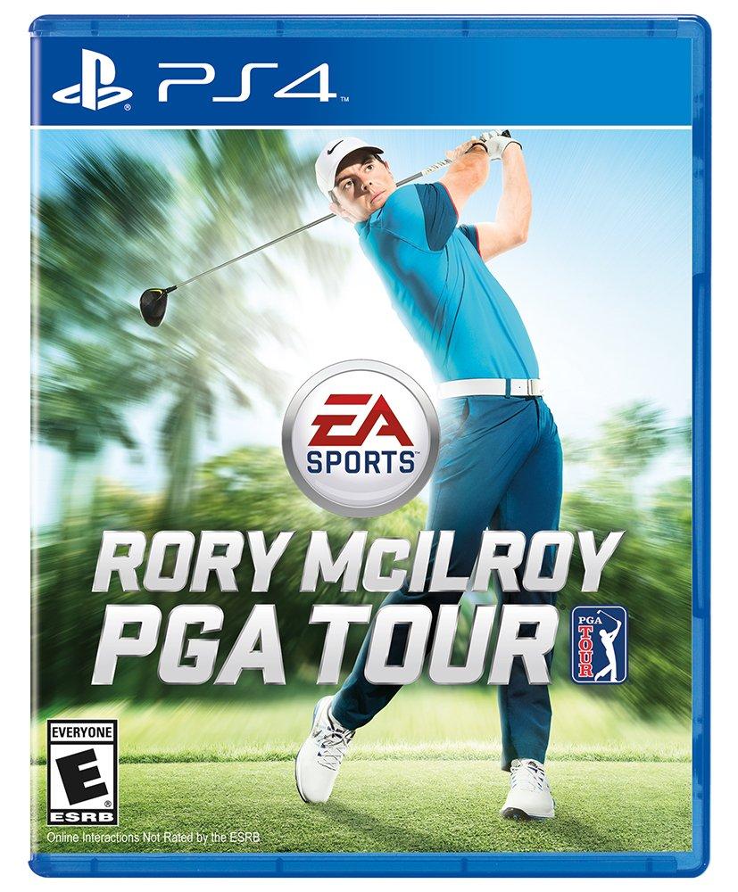 Rory McIlroy PGA Tour PS4 Mídia Física Completo Lacrado
