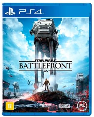 Star Wars Battlefront PS4 Mídia Física Seminovo