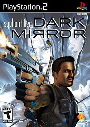 Syphonfilter Dark Mirror PS2 Mídia Física Completo Lacrado