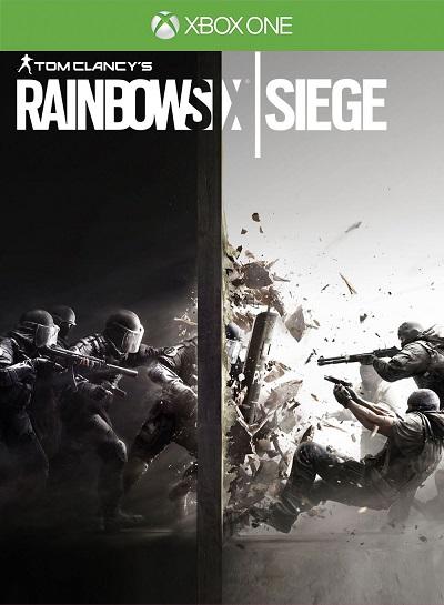 TC Rainbow Six Siege Xbox One Mídia Física Seminovo