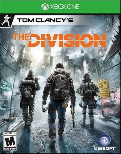 Tom Clancy's The Division Xbox One Mídia Física Seminovo