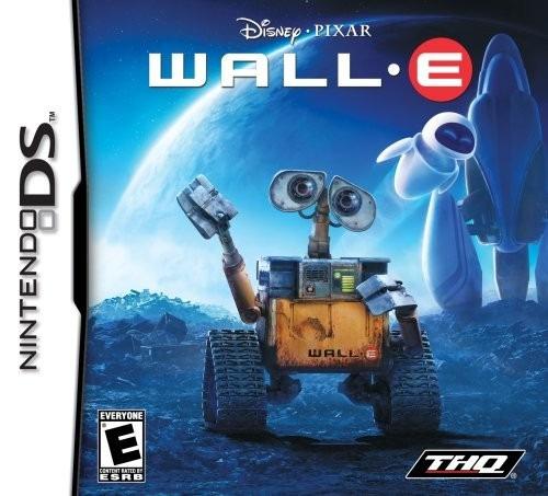 Wall-E Nintendo DS Cartucho Seminovo