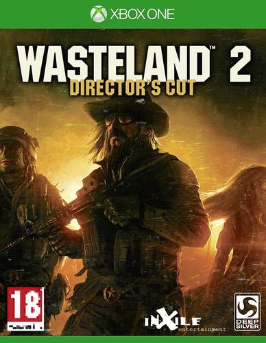 Wasteland 2 Director's Cut  Xbox One Mídia Física Completo Seminovo