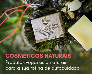 cosméticos naturais