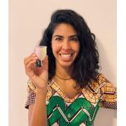 Coletor Menstrual Bela Gil - Arco-Íris - Fluxo leve, normal ou intenso