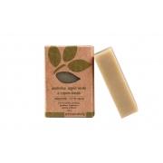 Sabonete andiroba, argila verde e capim limão - Pele Oleosa - Facial e Corporal - Ares de Mato