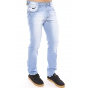 Calça Jeans Vida Marinha Slim